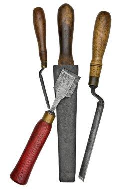 Vintage chisels