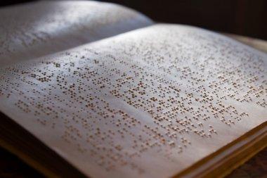 Braille book