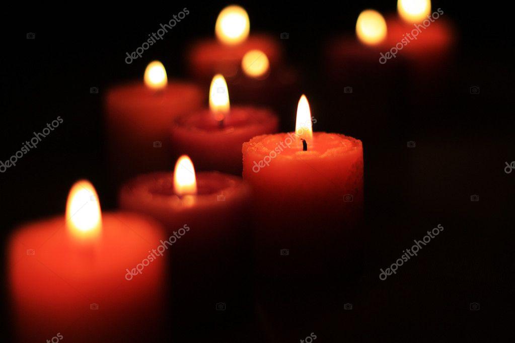 Grupo de velas de aroma stock photo alex psp 1160741 - Aromas para velas ...