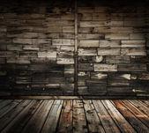 Photo Wooden interior