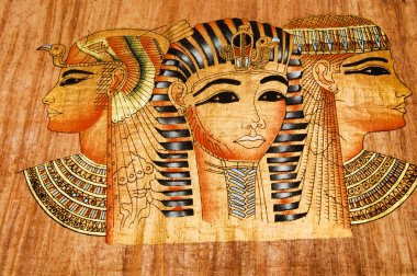 The Egyptian papyrus