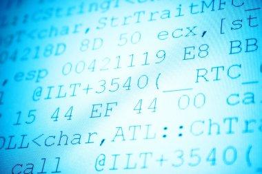 Programming code