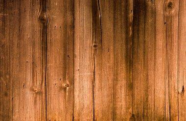 Contrast dark old wood texture