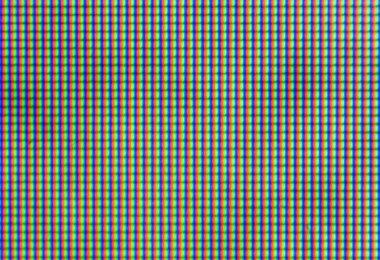 TV RGB screen