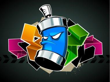 Cool graffiti image