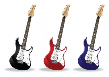 Realistic guitars