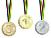 olimpiai érmet