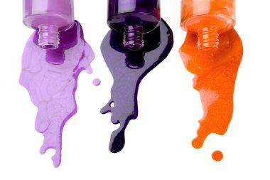 Colour varnish