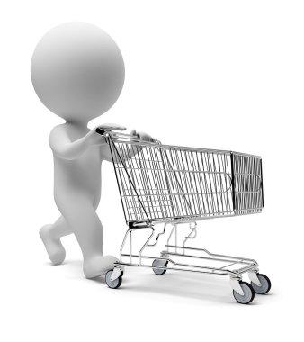 3d small - cart
