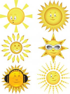 Collection of the sun