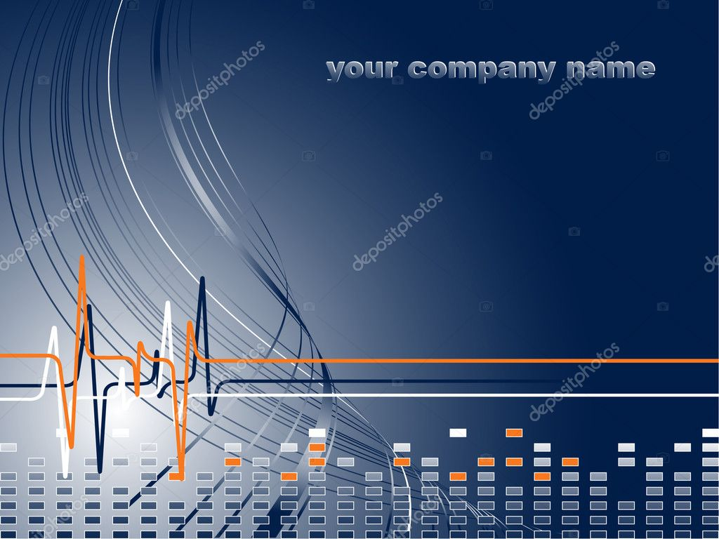 Vector template with pulse