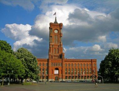 Berlin City Hall (Rathaus)