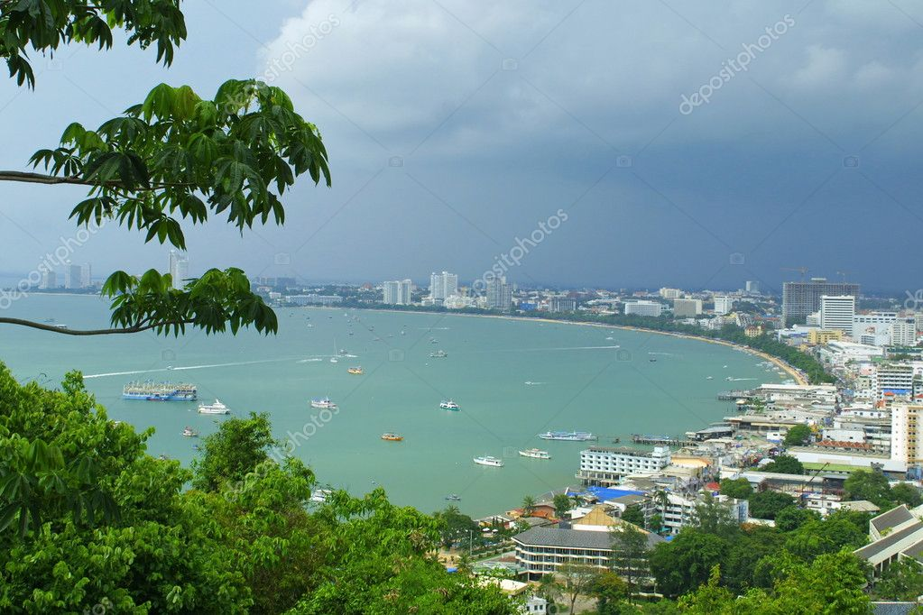 Pattaya city, Thailand