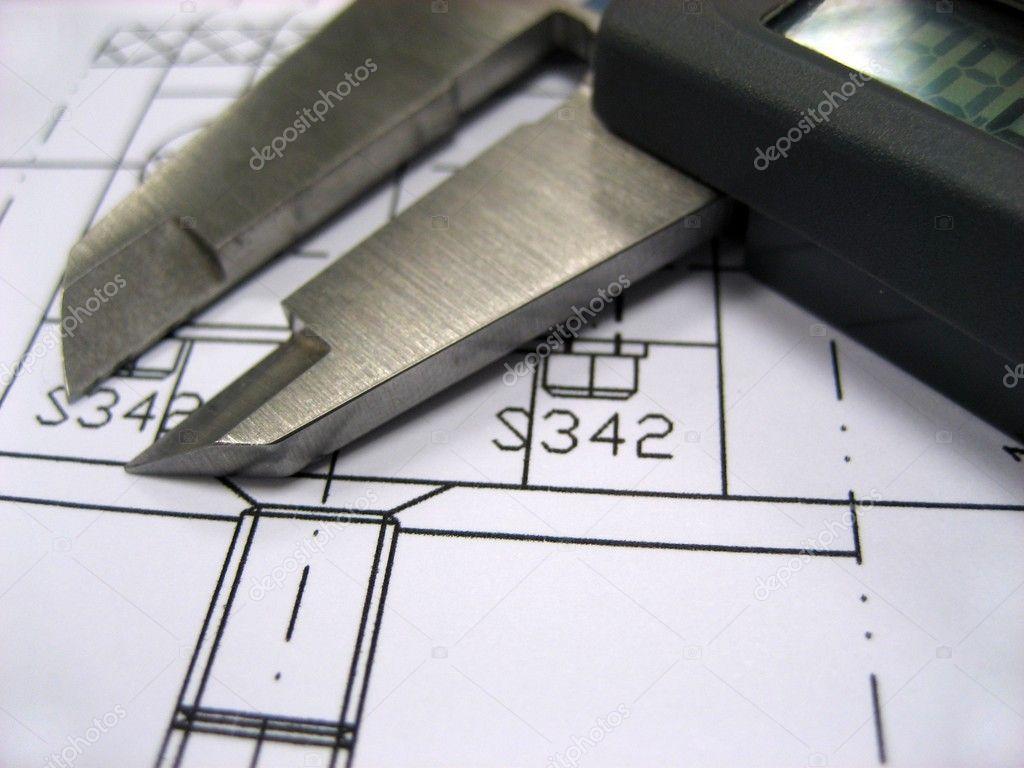Caliper And Draft