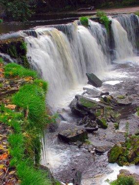Waterfall in Keila Joa