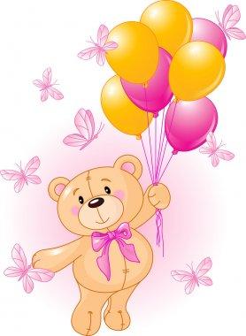 Girl Teddy