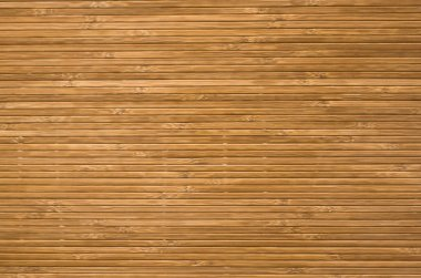 Pressed bamboo texture