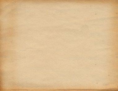 Grunge crumpled paper design in scrapboo