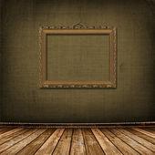 Staré zlaté rámečky viktoriánský styl