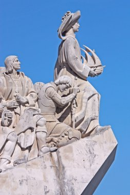 Monument to the Discoveries - Lisbon, Po