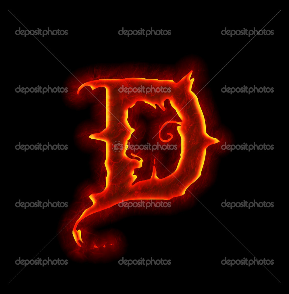 Gothic Fire Font