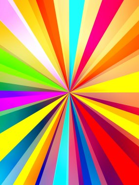 Bright Multicolored Background
