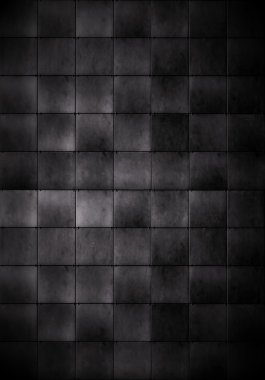 Dark Tiled Background