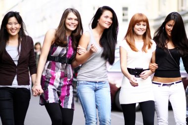Urban fashion women