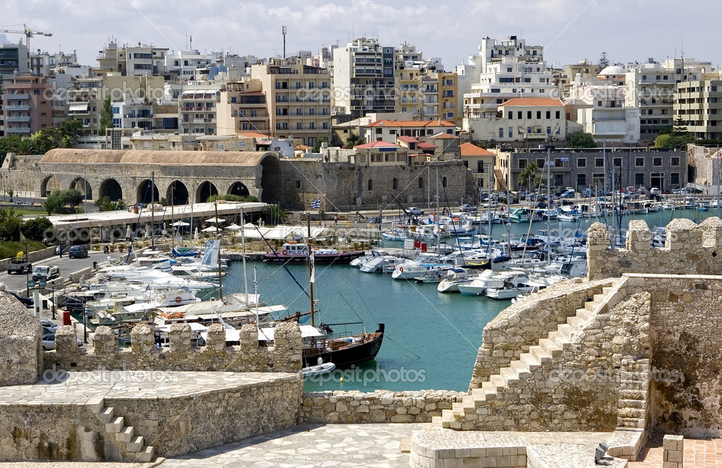 Greece Crete Heraclion