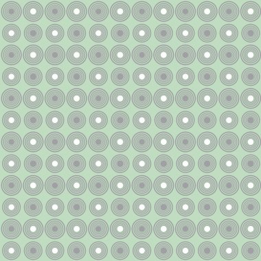 Seamless circles background