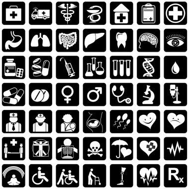Icons medicine