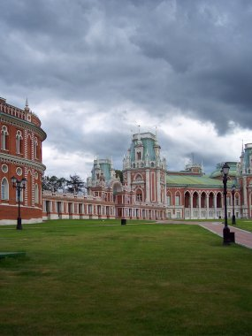 Russian royal palace