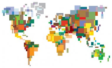 Many-Colored World