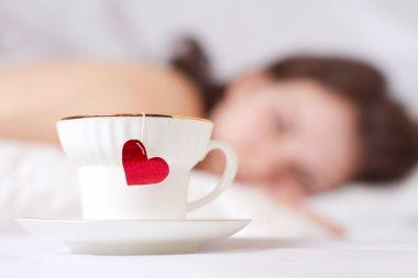Romantic morning