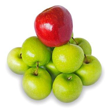 Apples heap