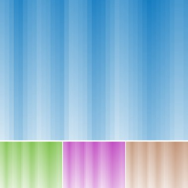 Abstract gradient stripes background