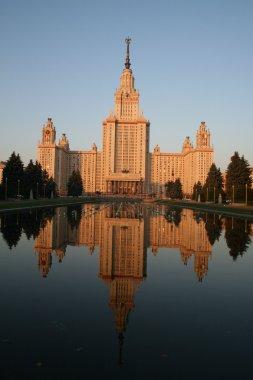 Lomonosov Moscow State University, Russi