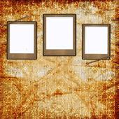 Fotografie Retro-Hintergrund mit dekorativen Rahmen
