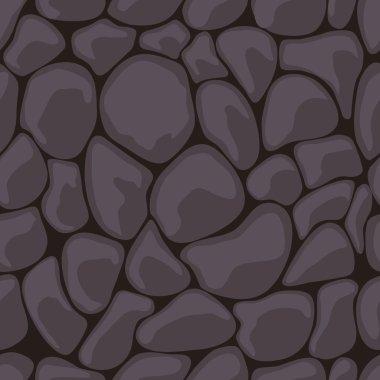 Dark Stone Seamless
