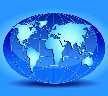 Model of globe