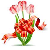 Tulipány a lukチューリップと弓