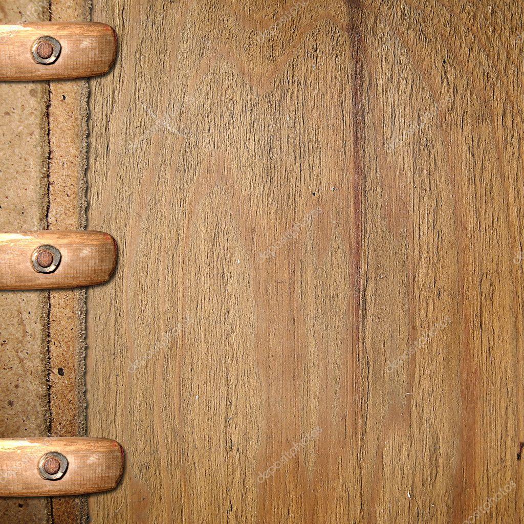 Fondo de madera para la foto fotos de stock lionceau for Fotos en madera