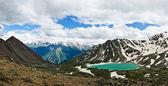 Bergeis-See-Panorama