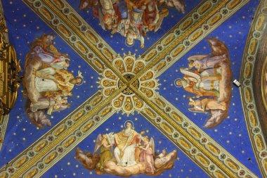 "Картина, постер, плакат, фотообои ""Санта Мария сопра Минерва собор"", артикул 1215096"