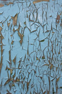 Cracked paint background texture