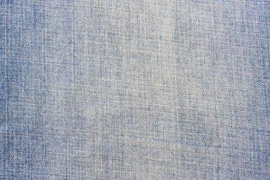 Blue denim texture