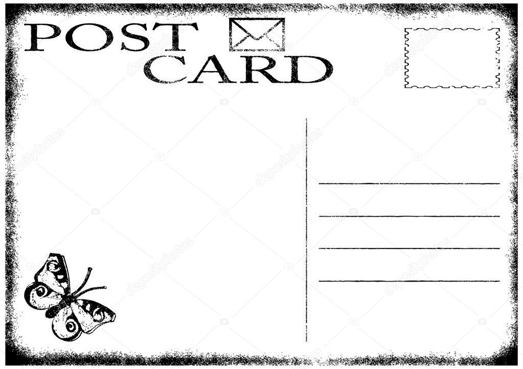 Приколы, открытка письмо на английском