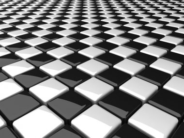 Boxes chess background