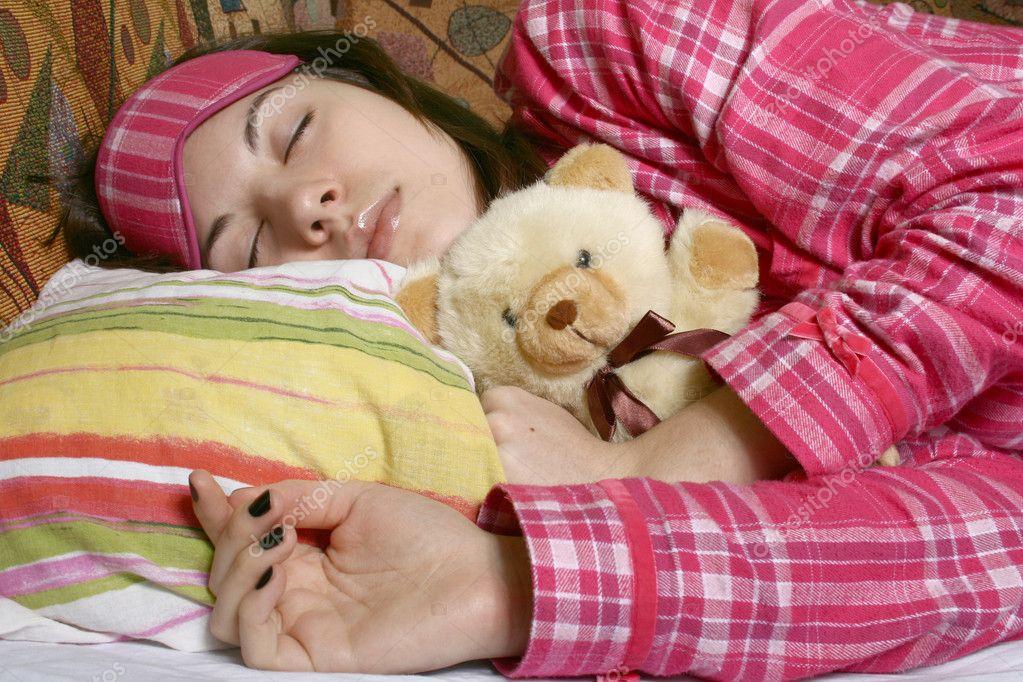 Смешные картинки со спящими девочками
