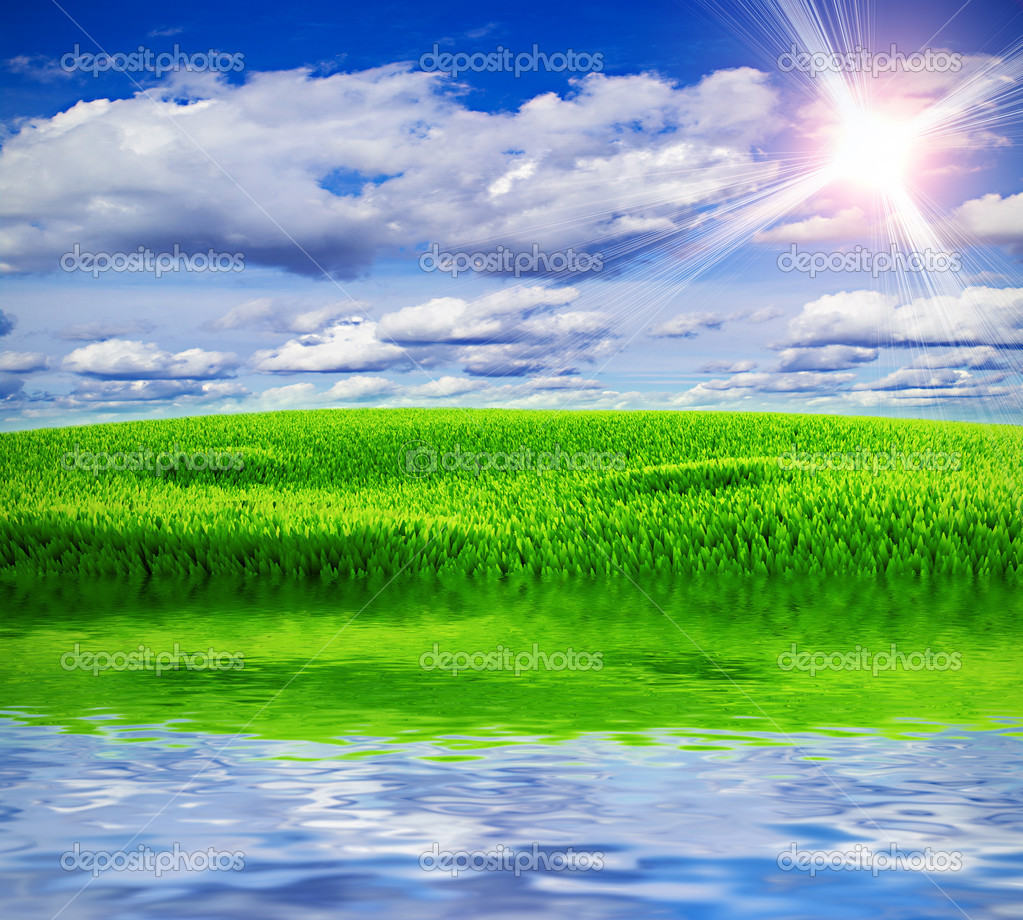Landscape Vegetation Ecosystem Nature Clipart - Landscape Clipart Nature  Clip art